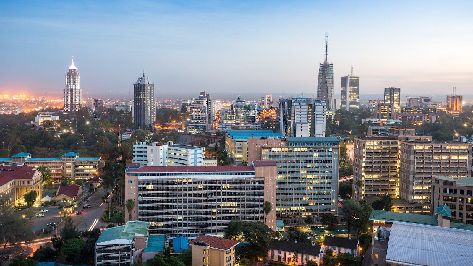 Clean Cooking Forum 2019 // November 5-7 // Nairobi, Kenya
